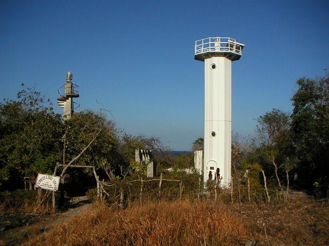 pt. escarceo lighthouse