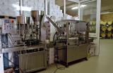 Fontanabianca bottling machine