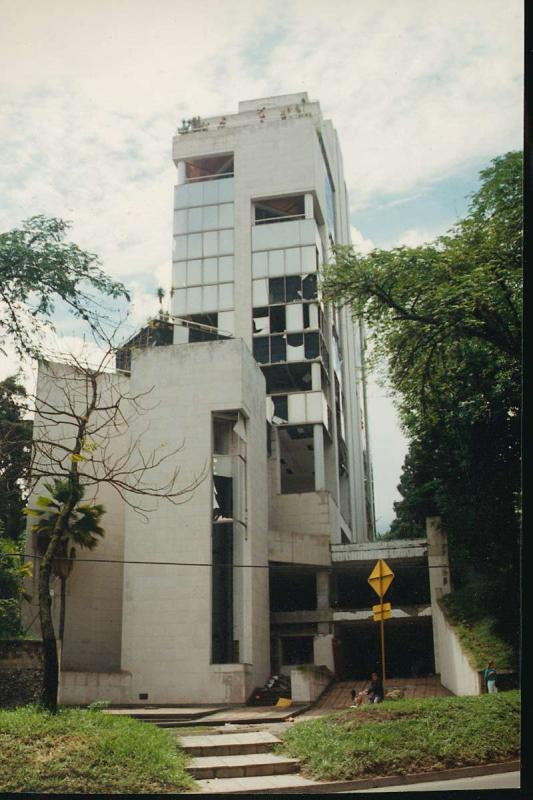A building owned by Pablo