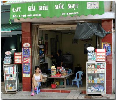 HCM cafe