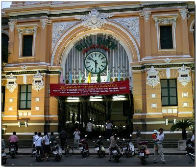 Old Post Office, HCM