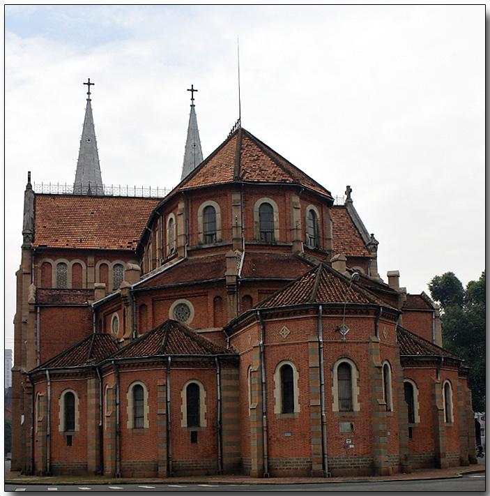 Notre Dame Cathedral, HCM