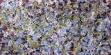 2003 - 74 x 150 cm Technique mixte sur toile