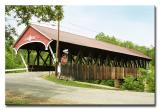 Mechanic St. Covered Bridge  -  No. 31