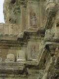 detail from Angkor Wat tower