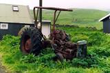 Annar gamall traktor