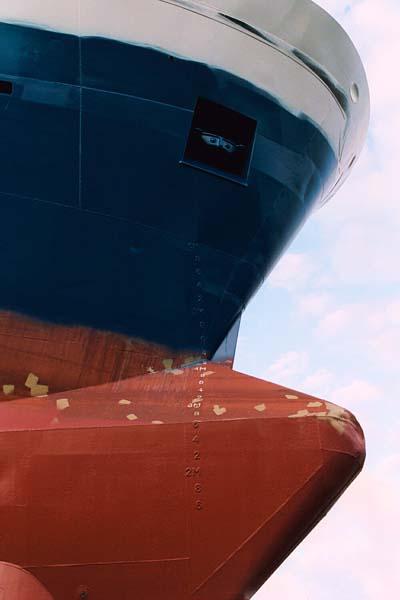 In Torshavnar shipyard