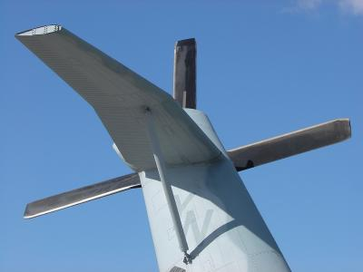 CH53 tail rotor