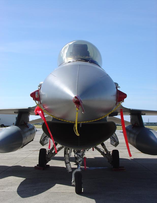 FA-16 nose
