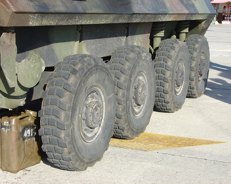 Four of a kind (LAV-25)