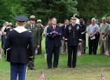 Memorial Day 26 May 2003, Poplar Grove Military Cemetery