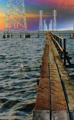 Boardwalk to...