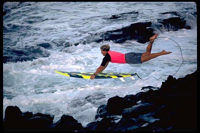 Surfer. Maui