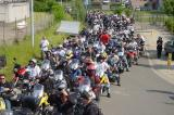 GS at Hamme World Record Largest Parade of BMW GS Motorcycles