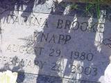 Tarina Brooke Knapp on July 2nd 2003