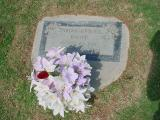 dads single red rose and Tarina Saturday 07/05/2003