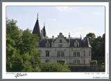 Véretz castle