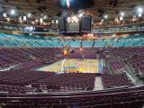 Inside Madison Square Garden