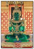 Buddha Statue at  Wat Phra That Doi Suthep