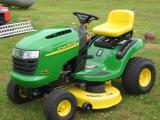 My John Deere mower