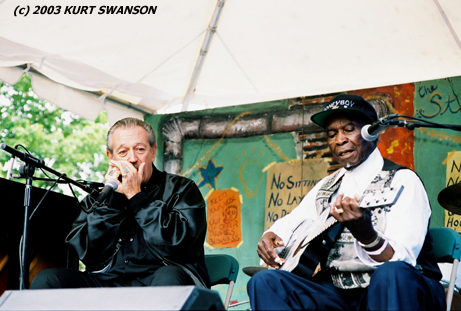 CHARLES MUSSELWHITE/ DAVID HONEYBOY EDWARDS