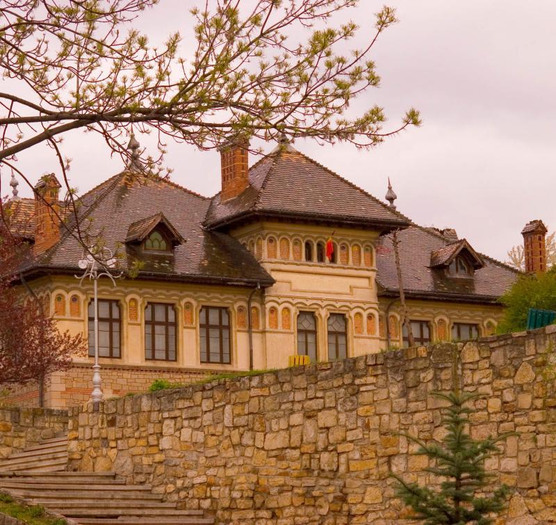 Piatra Neamt old quarter