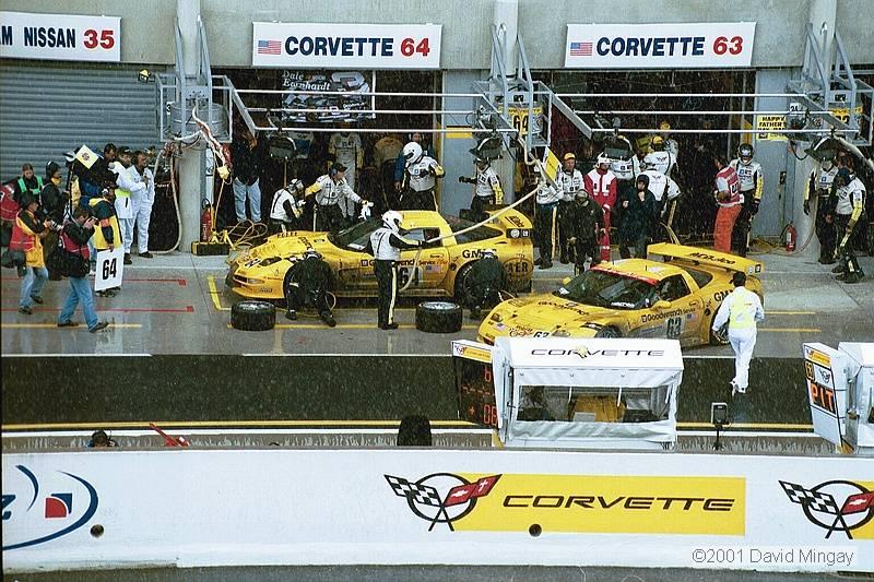 2-20 Corvette double pitstop