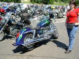 Honda Hoot Bike Show