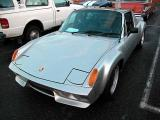 Porsche 914 or 916 (either 4 or 6 cylinder) - Taken at Donut-Derelicts Sat. Morn. cruise - click for more info
