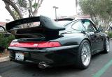 993 Twin Turbo with a GT2 body kit  - Taken at the weekly Sat. Morn. Crystal Cove Cruise
