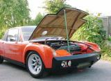 Rainer Hummel's 1970 Porsche 914-6 GT