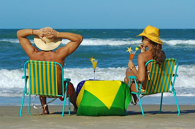 Relax na praia2