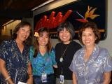 Aloha from HNLTC-RAR Check-In