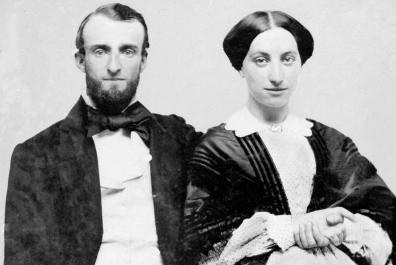 Parents of Harriet Louisa Talman/Tallman
