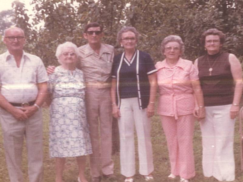Family Reunion: August, 1977