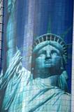 Statue of Liberty in Dubai
