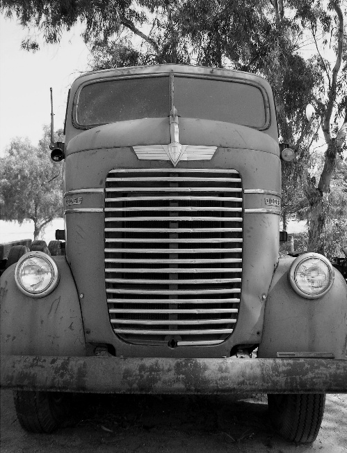 Grill - Dodge Truck<br><br><br>