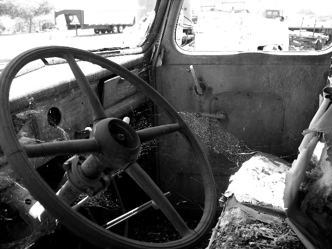 Cobwebs in the Cab<br><br><br>