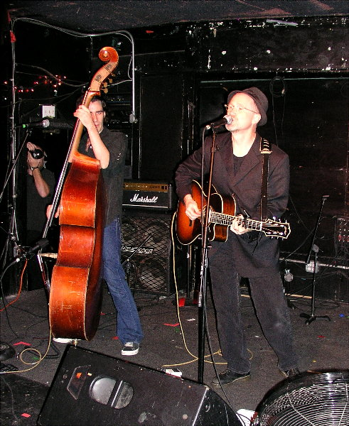 Jeff Hill & Marshall Crenshaw<br><br>