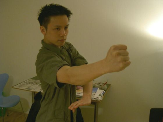 Wing Chun Punch