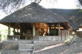 Mashatu - The lodge.