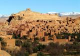 Morocco - Kasbah-Medina view
