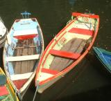 August 30 2003: Colour at the Boatyard
