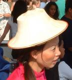 August  24 2003   : Girl in Hat