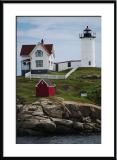 Nubble Light (Maine Lighthouse island)
