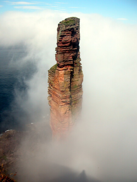 Old Man of Hoy (One Mans Mountains)