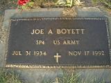 Joe Boyett, Son of Doy