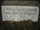 Charles Ray Roberson
