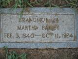 Martha Bailey