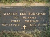 Glester Lee Burkhart B. 1932 d. 1991
